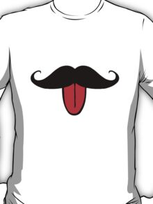 Funny mustache T-Shirt