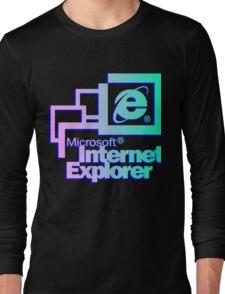 The Explorer of the Internet Long Sleeve T-Shirt