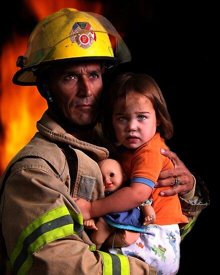 Fireman by Darren Henry