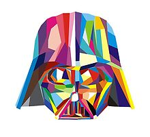 Poper breathing with Darth Vader by VYTIS