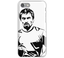 Pacman Pacquiao iPhone Case/Skin