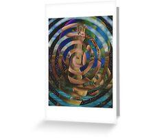 ''ATLAS AND APHRODITE'' Greeting Card
