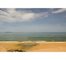 Entebbe Lido Beach Photographic Print