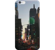 I Miss NY iPhone Case/Skin