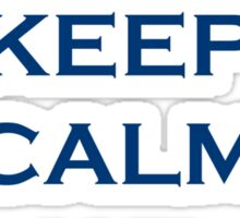 KEEP CALM AND BELEAF Sticker