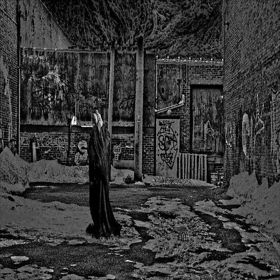 Back Alley Judge by Jason Lee Jodoin