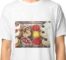 Cream And Fruit Delight Classic T-Shirt