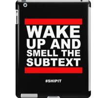 #ShipIt iPad Case/Skin