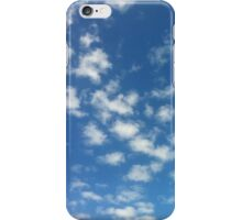 Clouds iPhone Case/Skin