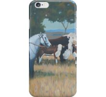 Outback art iPhone Case/Skin