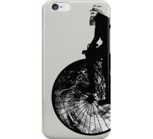 tropical bicyclone iPhone Case/Skin