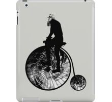 tropical bicyclone iPad Case/Skin