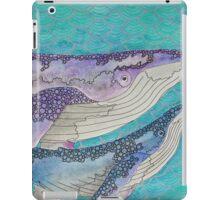 Whale Bond iPad Case/Skin