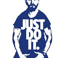 Shia Labeouf - Just Do It by Gregory Wilson