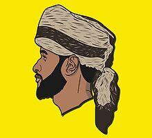 Usher Raymond IV by DeafVampireAnge