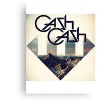 Cash Cash Canvas Print