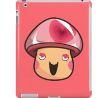 Lovey Mushroom iPad Case/Skin