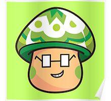 Groovy Mushroom Poster