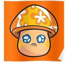 Feelzer Mushroom Poster