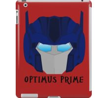 Optimus Prime [G1] iPad Case/Skin