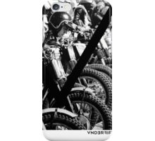 VNDERFIFTY ACTION iPhone Case/Skin