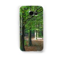 The Beech Woods Samsung Galaxy Case/Skin
