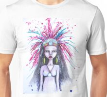 'Spirit Within' reproduction of Original Artwork by Tanya Cole Unisex T-Shirt