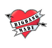 For the Love of Bigbang D1 by threadstreets