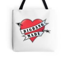 For the Love of Bigbang D1 Tote Bag