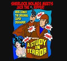 Sherlock Holmes - A Study in Terror. T-Shirt