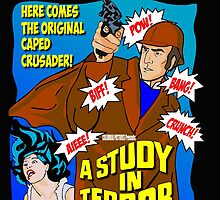 Sherlock Holmes - A Study in Terror. by DoctorJay