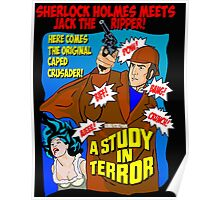 Sherlock Holmes - A Study in Terror. Poster