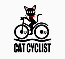 Cat Cyclist 2 Unisex T-Shirt
