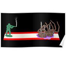 Spider Slayer Poster