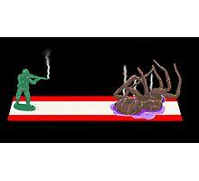 Spider Slayer Photographic Print