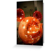 Mickey? Greeting Card