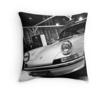 Classic Porsche's Throw Pillow