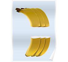 Bananas. Poster