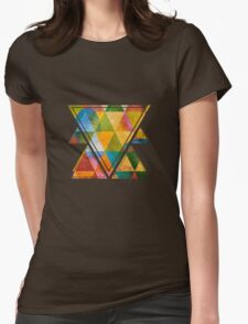 contemporary Womens Fitted T-Shirt