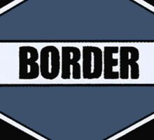World Trigger - Border Logo Sticker