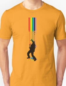 Somewhere Over the Rainbow - Someone's Getting Wet T-Shirt