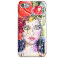 Gaias dream iPhone Case/Skin