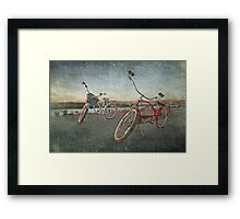 Cruisers Framed Print