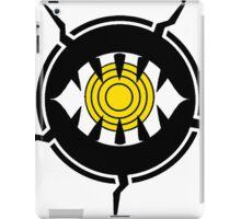 World Trigger - Neighborhood Emblem iPad Case/Skin