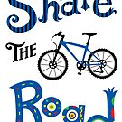 Share The Road by Andi Bird