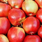 Food - just apples by Marjolein Katsma
