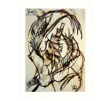 PREDICAMENTS. No. 3 Art Print