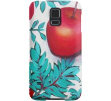 Rosy Apple Samsung Galaxy Case/Skin