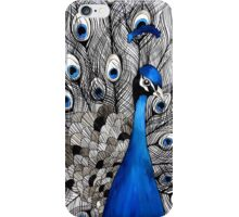 Peacock I iPhone Case/Skin