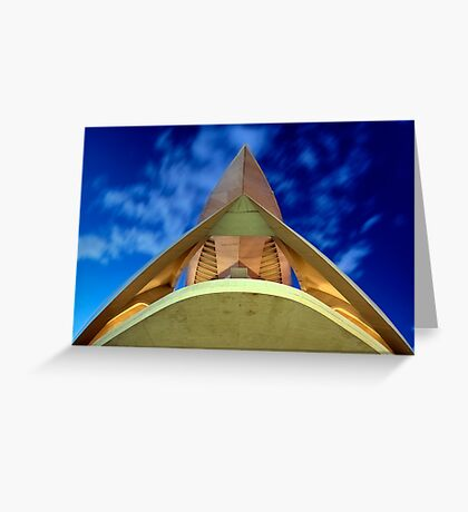 Looking Up 2 - CAC Greeting Card